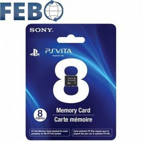 Memory Card Memoria 8 Gb Para Sony Playstation Ps Vita