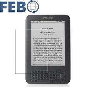 Film Protector De Pantalla Lamina Amazon Kindle 3 Keyboard