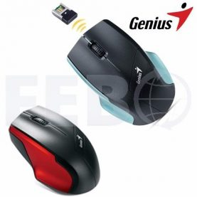 Mouse Optico Genius Ns-6015 Inalambrico Para Pc Notebook Y +