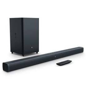 Home Parlante Barra De Sonido Tv Jbl Bar 2.1 Bluetooth Febo