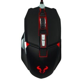 Mouse Gamer Gaming Usb Riotoro Aurox Rgb 8 Botones Febo