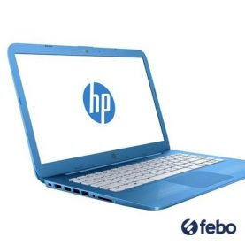 Notebook Hp Stream 14'' 4gb Ram 32 Hdd Intel Celeron Febo