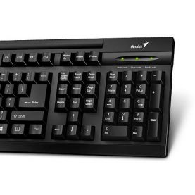 Teclado Usb Genius Kb-125 Notebook Pc Febo