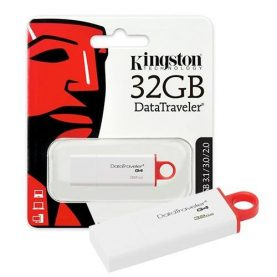 Pendrive Kingston 32gb Usb 2.0 3.0 3.1 Pc Notebook Musica Y+