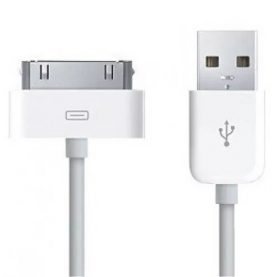 Cable Cargador Usb Iphone 2 3 4 Ipad 1 2 3 Ipod Nano Touch