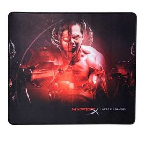 Mousepad Gamer Kingston Hyperx Fury S Grande 450x400mm Febo