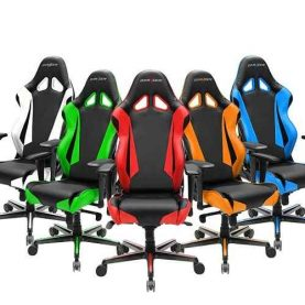 Silla Gamer Dxracer Racing Series Gaming Regulable Febo