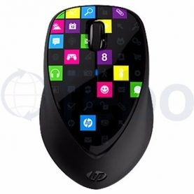 Mouse Hp H4r81aa Bluetooth Inalambrico Para Pc Notebook Y +