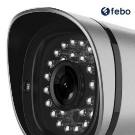 Camara Ip Inalámbrica Wireless Exterior Nexxt Xpy1210 Febo