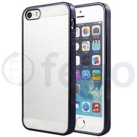 Protector Funda Slim Tpu Borde Color Iphone 5 O 5s O Se