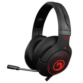 Auriculares Gamer Marvo Scorpion 7.1 Microfono Pc Red Febo