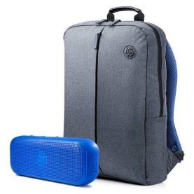Mochila Notebook 15.6 Hp + Parlante Bluetooth Hp400 Febo
