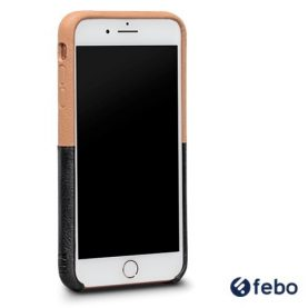 Funda Protector Estuche Cuero Iphone 7 8 Plus Sena Febo