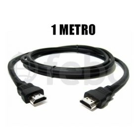 Cable Hdmi 1 Metro Para Pc Notebook Blu Ray Xbox Ps3 Ps4