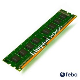 Memoria Ram Pc Kingston Ddr3 8gb 1600mhz Kvr16n11/8