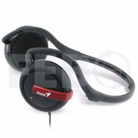 Auriculares Plegables Gamer Genius Hs-300u Usb Pc Notebook