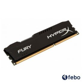 Memoria Ram Gamer Pc Kingston Hyperx Ddr3 4gb 1600mhz Febo