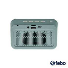Parlante Bluetooth Portatil Xtech Anthrax Febo