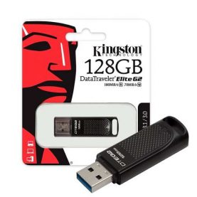Pendrive Kingston 128gb Usb 3.1 180mb/s Notebook Pc Y+ Febo