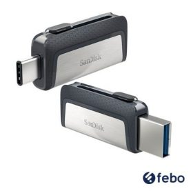 Pendrive Tipo C Sandisk 16gb Usb 3.1 iPhone Pc Notebook Y+