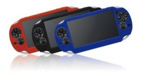 Protector Funda Silicona Para Sony Playstation Ps Vita
