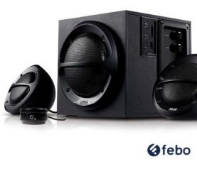 Home Parlantes Subwoofer Usb Sd Tv Klip Xtreme