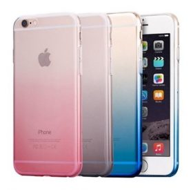 Protector Ultra Fino Tpu Degrade Premium Funda Para iPhone 6