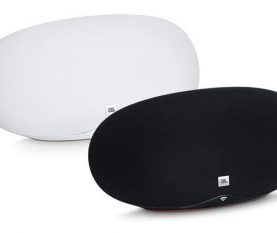 Parlante Bluetooth Jbl Playlist Chromecast Built-in Febo