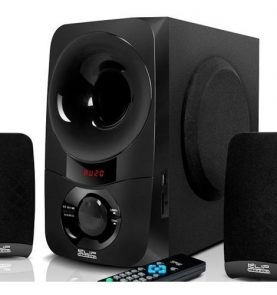 Home Parlantes Subwoofer Bluetooth Usb Sd Tv Klip Xtreme