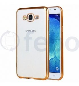 Protector Funda Slim Tpu Borde Color Para Samsung J5 2016