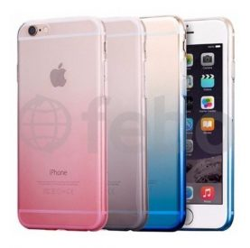 Protector Ultra Fino Tpu Degrade Premium Funda iPhone 6 Plus
