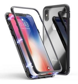 Protector 360 Full Magnético Para iPhone X Febo