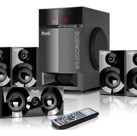 Home Parlantes Subwoofer Bluetooth Usd Sd Tv Klip Xtreme