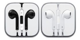 Auriculares Earpods Manos Libres iPhone iPad iPod Compat.