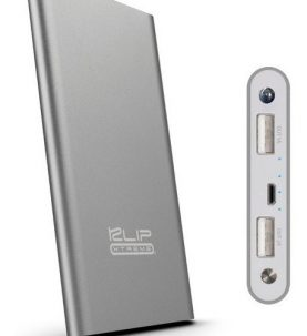 Cargador Portatil Power Bank Klip Xtreme 10000mah Febo