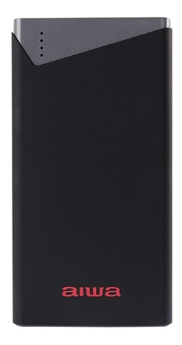 Cargador Inalámbrico Aiwa Power Bank 10000mah Febo