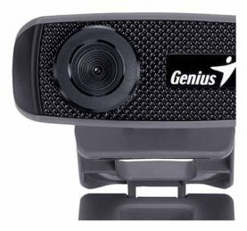 Camara Webcam Con Microfono Genius Facecam 1000x Pc Notebook