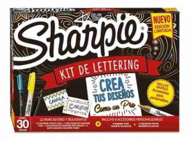 Set De Marcadores Permanentes Sharpie Pack X30 Febo