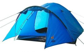 Carpa Familiar 5 Personas Safari Plegable Camping Playa Febo