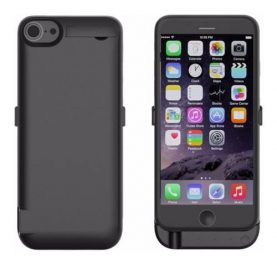 Funda Estuche C/ Bateria Powerbank iPhone 6 7 8 Plus 8000mah
