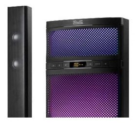 Home Audio Barra Sonido Subwoofer Bluetooth Fm Klip Xtreme