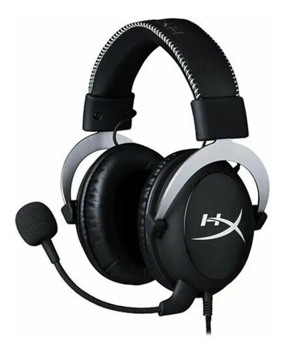 Auriculares Gamer Kingston Hyperx Cloudx Micrófono Xbox One