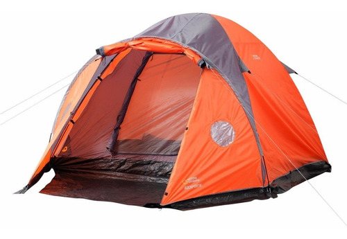 Carpa National Geographic 3 Personas Camping Picnic Y+ Febo