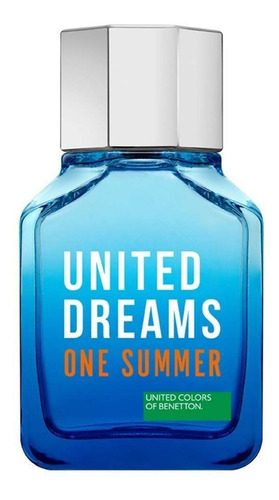Perfume Hombre Benetton United Dreams One Summer 100ml 2018