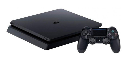 Sony Playstation 4 Slim 1tb Fifa 21 Color  Negro