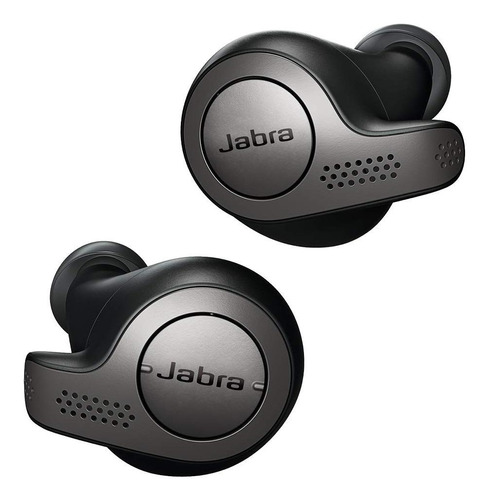 Auriculares In-ear Inalámbricos Jabra Elite 65t Black Titanium