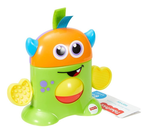 Figura Mini Monstruos Fisher Price Didactico Febo